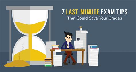 7 Last Minute Substitutions 7 last minute tips that could save your spm grades