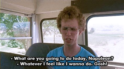 hilarious napoleon dynamite quotes page   hollywood gossip