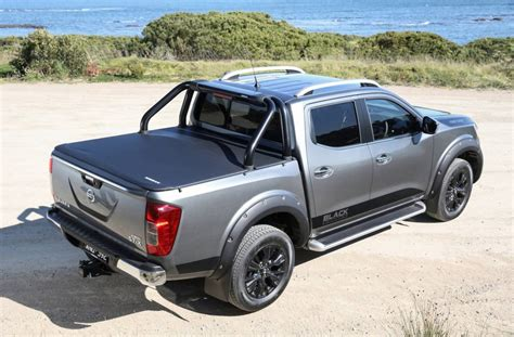 nissan navara 2017 black 2017 nissan navara n sport black edition now on sale in