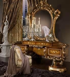 luxury vanity table dressing table for bedroom