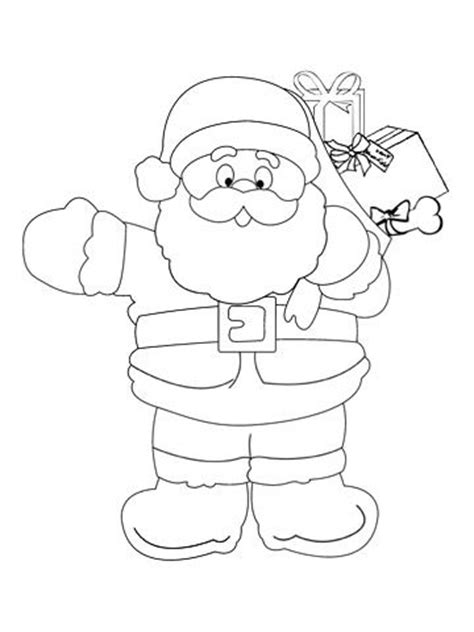 santa anna coloring page printable christmas coloring pages