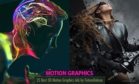 best motion 25 best 3d motion graphics ad and designs by