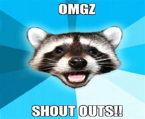 Bad Pun Raccoon Meme - animal pun mem memes