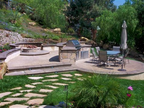 backyard landscaping plans outdoor living designs hgtv