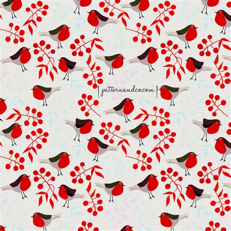 christmas pattern co