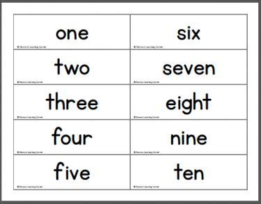 printable numbers and number words free worksheets 187 number words printable free math