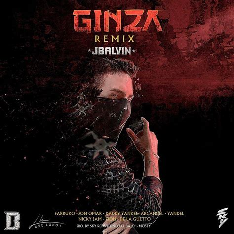 j balvin x remix lyrics j balvin ginza remix lyrics genius lyrics
