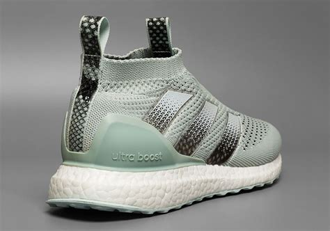 Adidas Ace 16 Boost For Mens Premium adidas ace 16 ultra boost mint available sneakernews