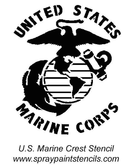 Marine Emblem Outline by Us Marine Crest Image Gif 1200 215 1456 Usmc Usmc Emblem And Usmc