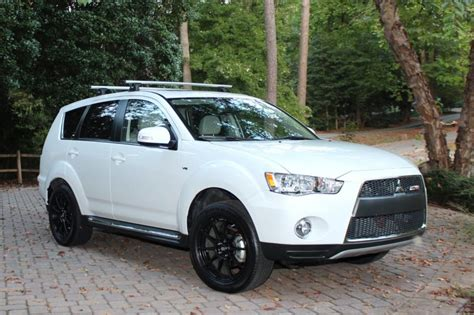 Mitsubishi Outlander Roof Rack by Roof Racks For Outlanders Without Sidebars Gt Xls