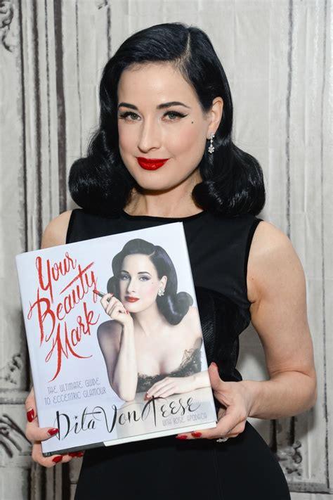 libro guapa d 237 a del libro dita von teese muy guapa d 237 a del libro las celebrities se lanzan al mundo
