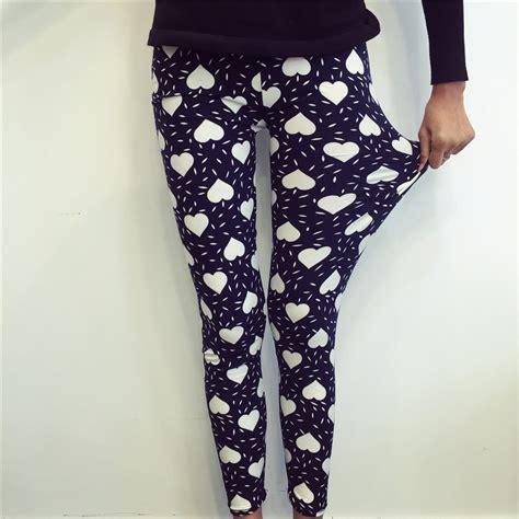 new pattern leggings free ship free size comfortable 60 new pattern women funky