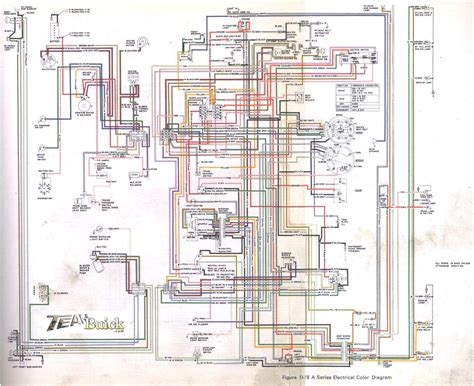 show wiring diagram buicks net 1973 wiring a series