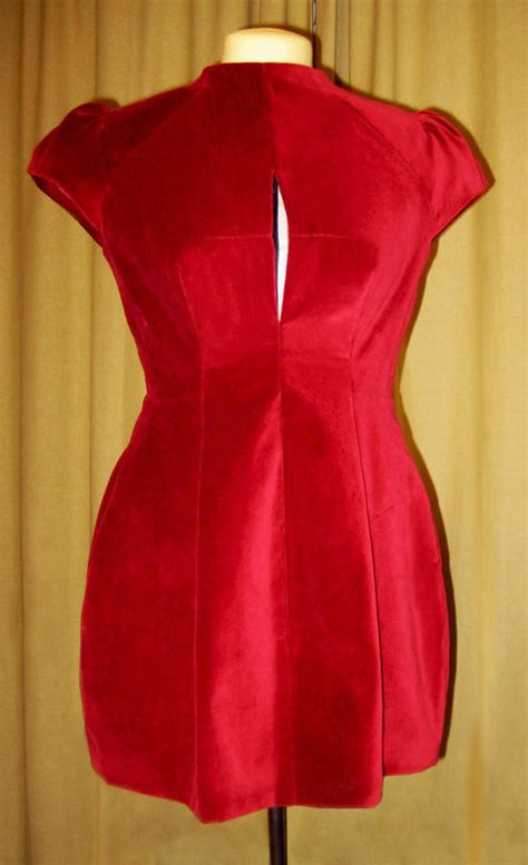 sewing pattern velvet dress velvet holiday dress sewing projects burdastyle com
