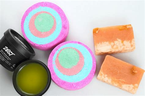 Lush Handmade Soap - lush archives white rabbit express