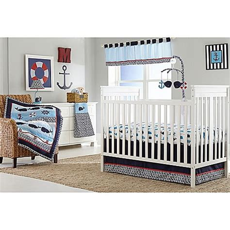 whale baby bedding nautica kids 174 whale of a tale crib bedding collection