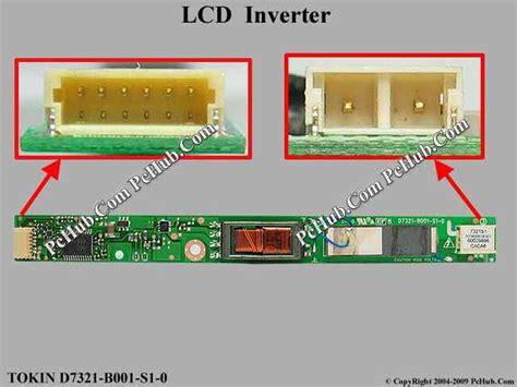 Lcd Inverter Laptop Model D7321 B001 S1 0 tokin d7321 b001 s1 0 lcd inverter d7321 b001 s1 0