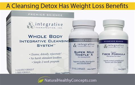 Detox Integrative by How Detox Helps You Lose Weight Healthy Concepts With A