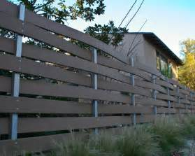 Modern Fence заборы On Pinterest Horizontal Fence Fence And Fencing