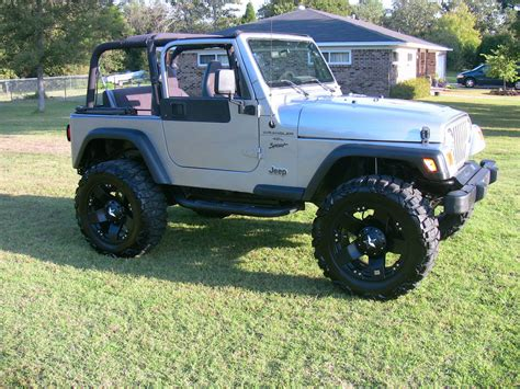 2000 Jeep Wrangler Yj Or Tj Nt161822 2000 Jeep Tj Specs Photos Modification Info At