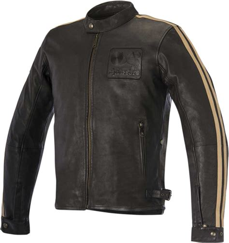 street bike jackets 2016 alpinestars oscar charlie leather jacket street