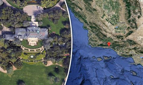 oprah montecito house montecito mudslide map where is oprah winfrey s house in santa barbara world