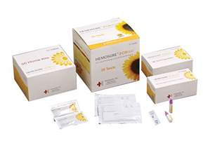Ifob Stool Test by Hemosure Ifob Testing Immunoassay Fecal Occult Blood Test