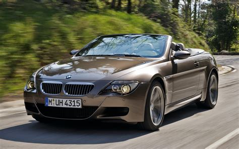 bmw car wallpaper 6 bmw m6 widescreen car picture 049 of 133 diesel