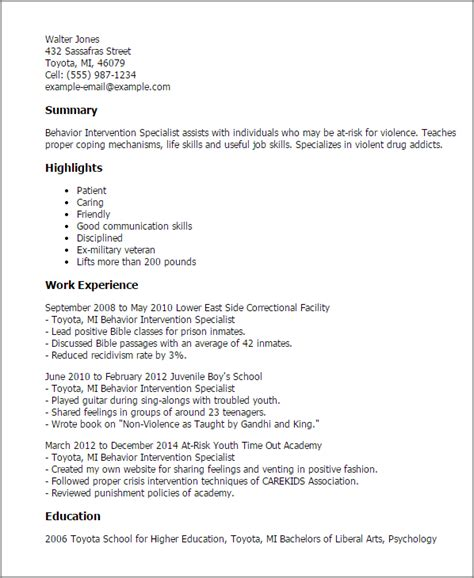Behavior Specialist Cover Letter by Mental Health Specialist Resume Mental Health Resume Exles Business Contracts Retainer