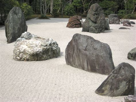 Center Island Kitchen Ideas Japanese Rock Garden