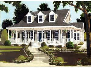 plantation house plans farson southern plantation home plan 089d 0013 house