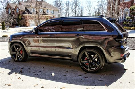 charcoal jeep grand black rims jeep grand srt when my altitude is done it