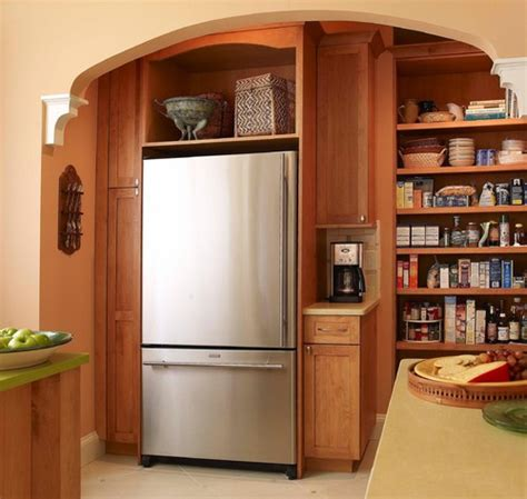 Majestic Kitchen Cabinets Is That A 9 Inch Cabinet Next To The Fridge
