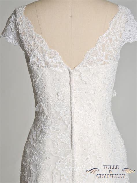 romantic wedding dresses tulle chantilly wedding blog