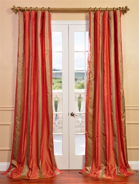 2014 designer silk curtains collection traditional