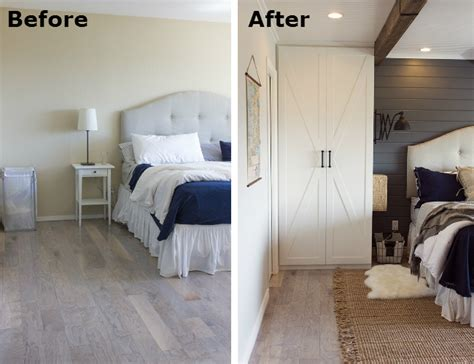 bedroom makeover a builder grade room gets cozy bob vila