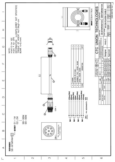 m12 ethernet connector to rj45 wiring diagram