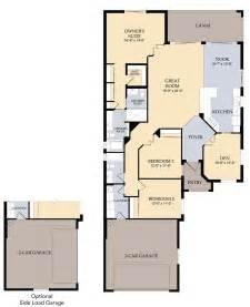 First Home Builders Of Florida Floor Plans Divosta Capri Floor Plan I Modern Home Design And