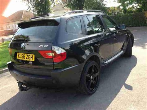 car manuals free online 2006 bmw x3 auto manual bmw rare 2006 x3 sport se black 2 0 diesel 20 black alloys 6 speed