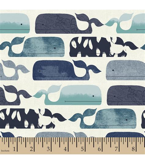 Online Shopping Sites Home Decor nursery fabric baby whale flannel jo ann