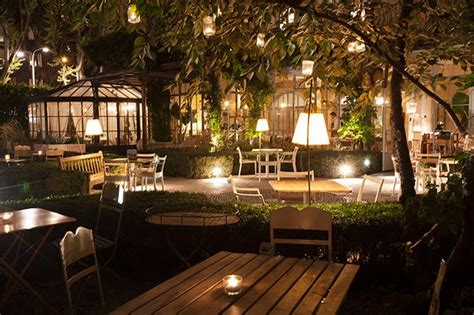 grand hotel co dei fiori al fresco ristorante con giardino in the mood for design