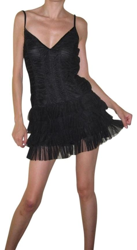 Hnm Cocktail Dress h m backless sequined ruffle cocktail dress