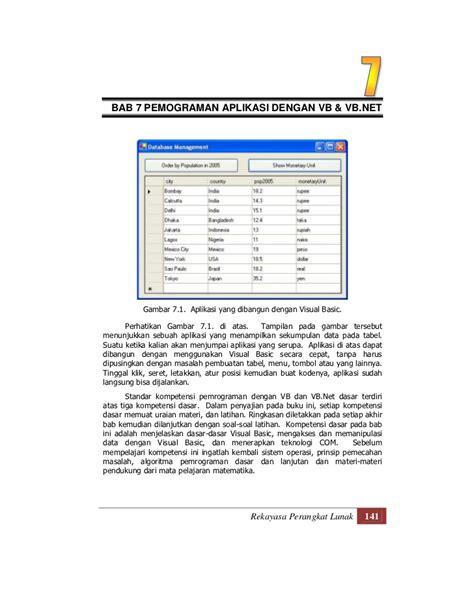 Buku Rekayasa Perangkat Lunak Pendekatan Praktisi Buku 2 Edisi 7 rekayasa perangkat lunak untuk smk jilid 2