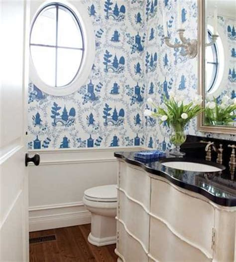 popular wallpapers for bathrooms 2017 grasscloth wallpaper