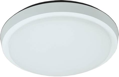 ceiling light led bathroom glass mat 35w led ip44 305mm
