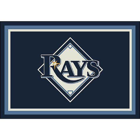 Logo Area Rugs Ta Bay Rays Team Logo Area Rug