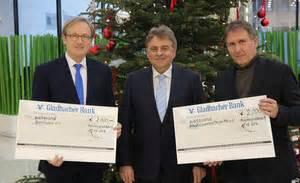 gladbacher bank gladbacher bank verzichtet auf die verteilung