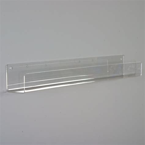 Clear Shelf by Clear Flat Shelves 3 1 2 Quot