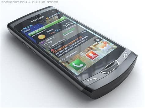 Hp Samsung S8530 samsung s8530 wave ii spesifikasi