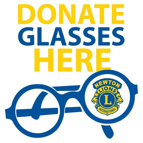 eyeglass assistance newton lions club